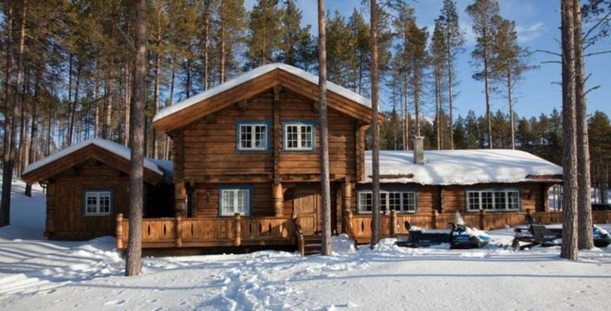 ferienhaus 1180 sch ne ferienwohnung mit guter lage in kleinem ferienhausgebiet h rjedalen. Black Bedroom Furniture Sets. Home Design Ideas