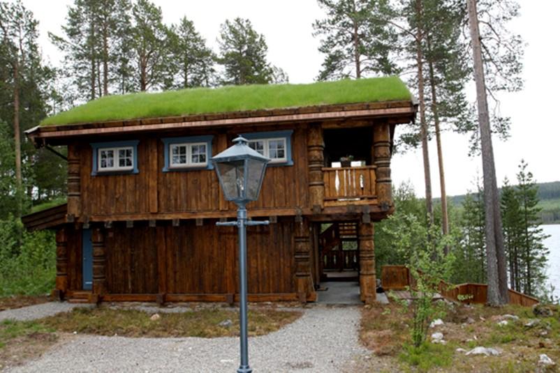ferienhaus 1181 fantastische ferienwohnung in kleinen ruhigen ferienhausgebiet h rjedalen. Black Bedroom Furniture Sets. Home Design Ideas