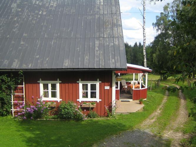 ferienhaus 884 angenehmes ferienhaus in schwedens idyllischer natur sm land. Black Bedroom Furniture Sets. Home Design Ideas