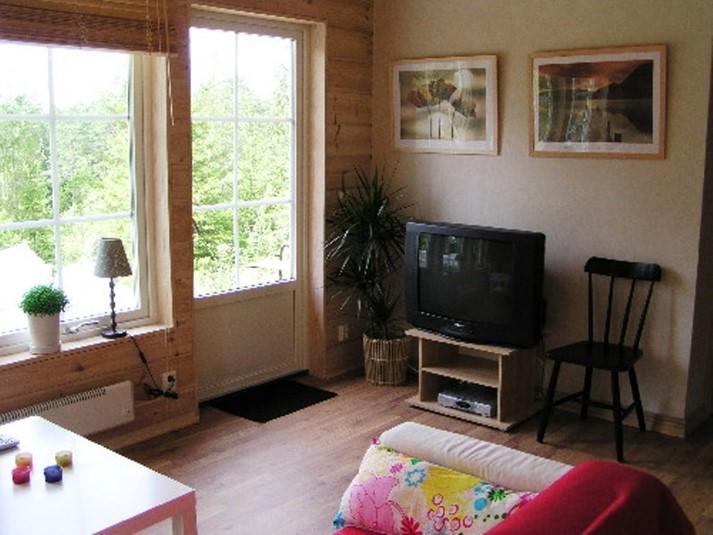 Ferienhaus 570 sch nes haus am privaten see blekinge for Wohnzimmer 5584