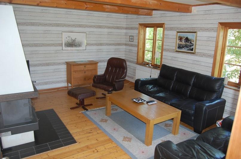 Ferienhaus 405 ferienhaus mit privaten edelfischsee for Sofa schweden